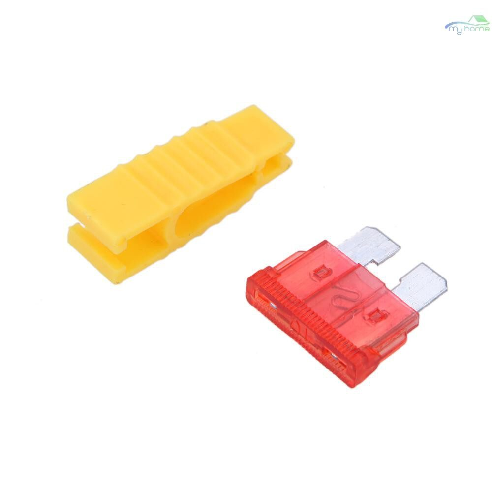 Brake Systems - Fuse Puller Car Automobile Fuse Clip Tool Extractor for Car Fuse - #