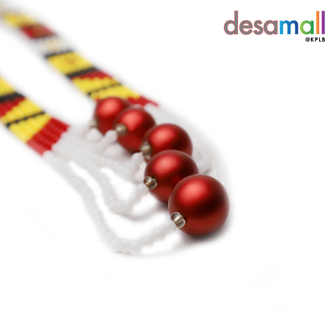 Bidayuh Ball Necklace