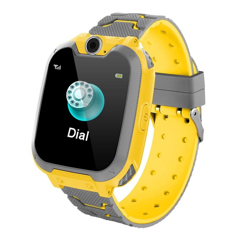 Smart Watch - S11 1.54' GSM Location One-key SOS Camera Music Player 480mAh Large Battery Kids Watch Smart - PINK / BLUE