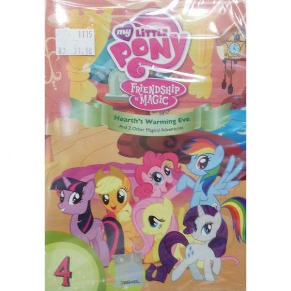 My Little Pony : Friendship Is Magic - Hearth\\'s Warming Eve DVD