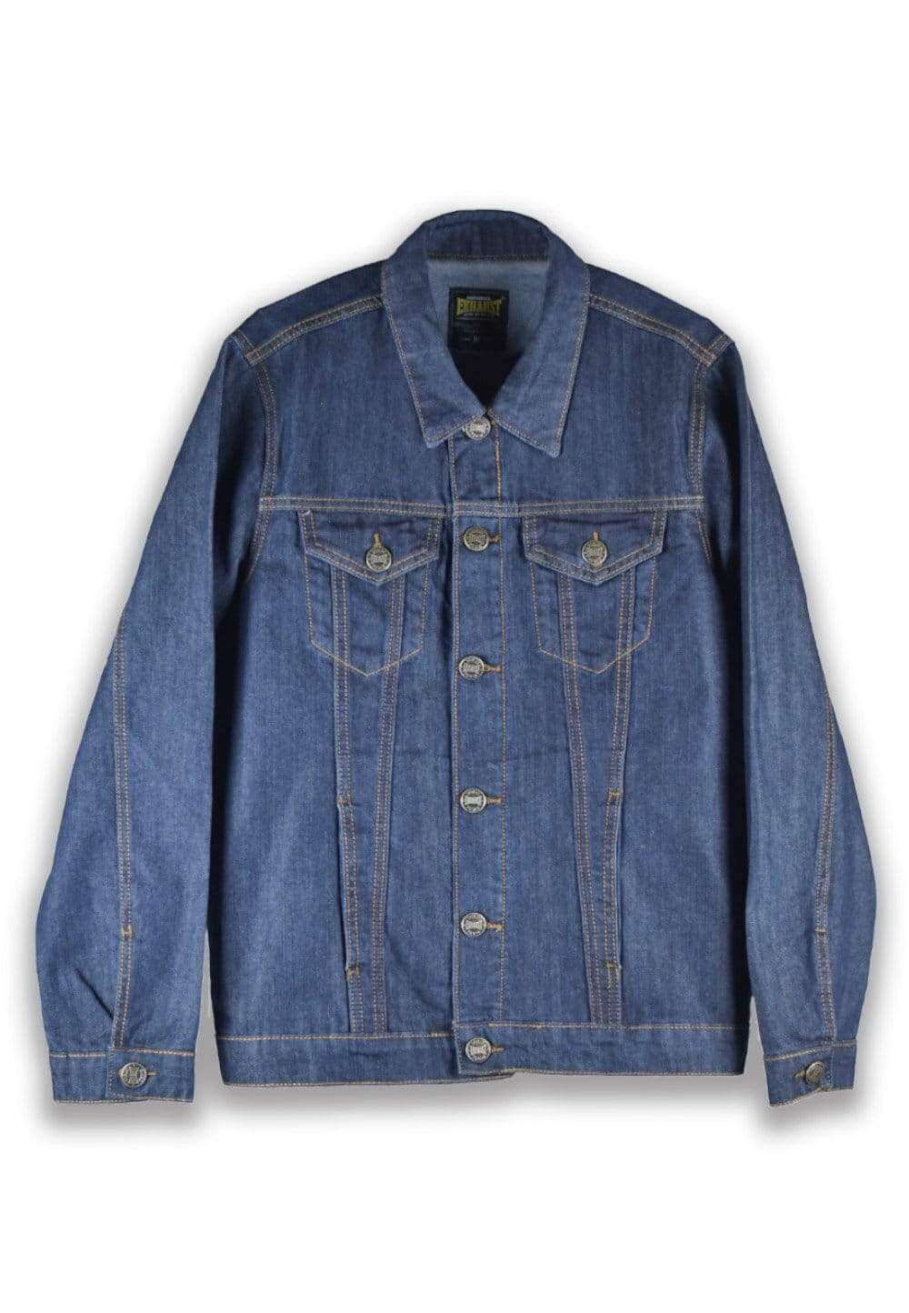 Exhaust Denim Jacket 698