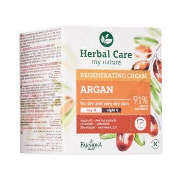 Herbal Care Argan Regenerating cream Day/Night