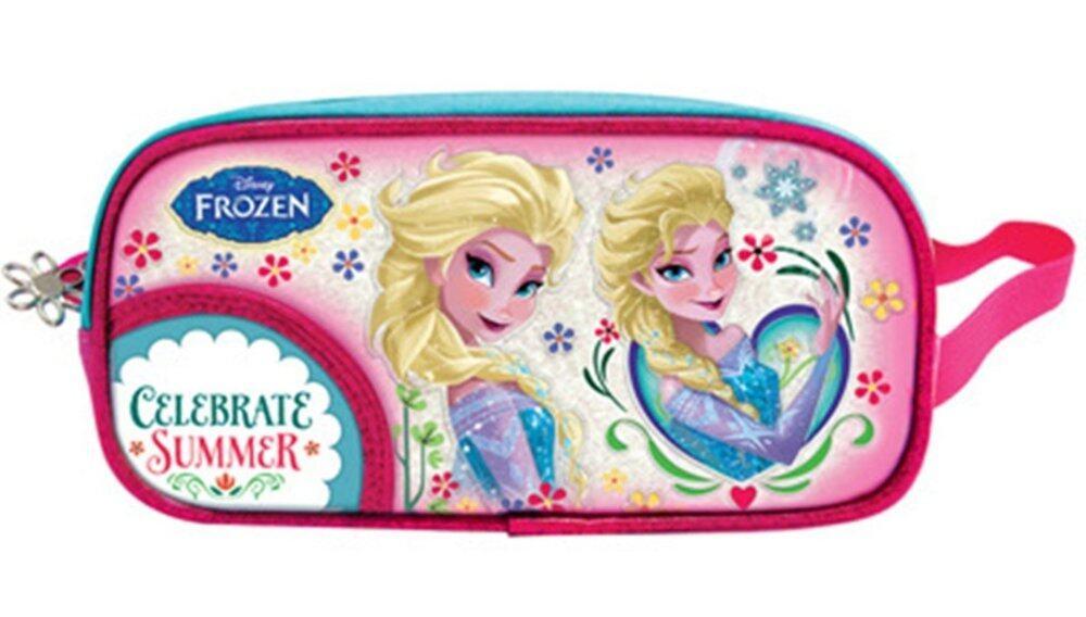 Disney Frozen Square Pencil Bag