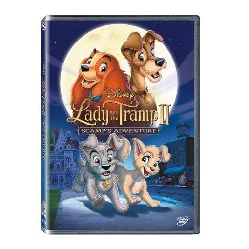 Disney Lady And The Tramp 2 Scamp's Adventure - DVD