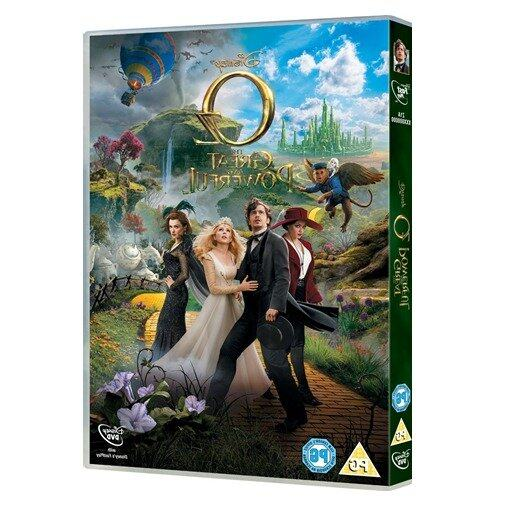 Disney OZ The Great And Powerful - DVD