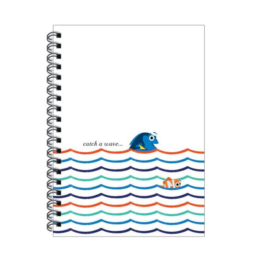 Disney Pixar Finding Dory A5 100S\' Hard Cover Note Book - Dory