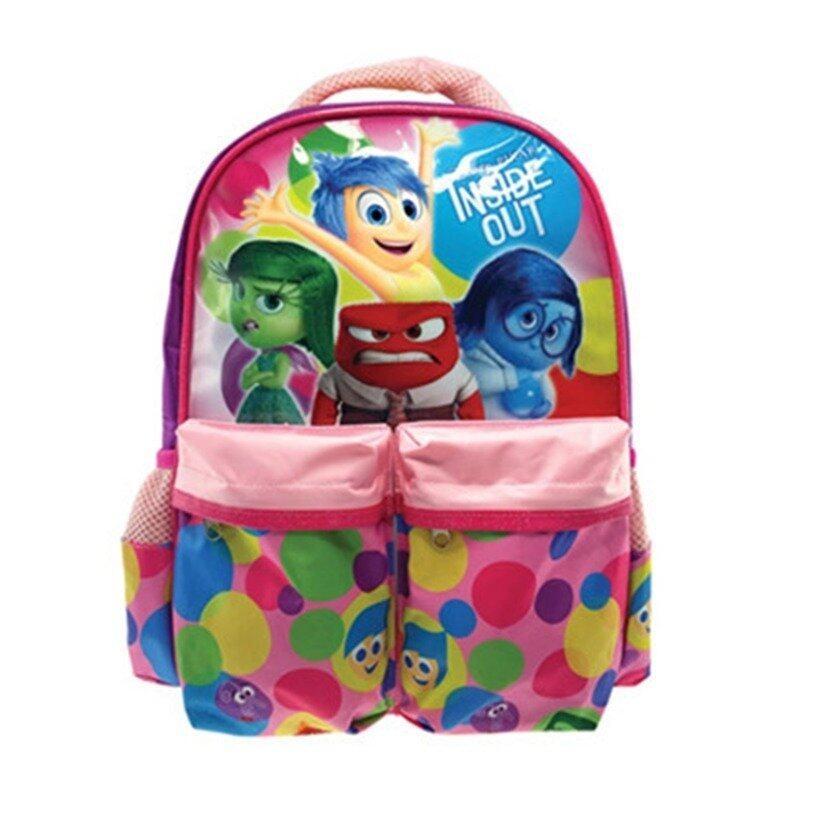 Disney Pixar Inside Out Pre School Bag - Pink