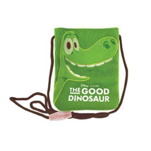 Disney Pixar The Good Dinosaur Sling Pouch - Green Colour
