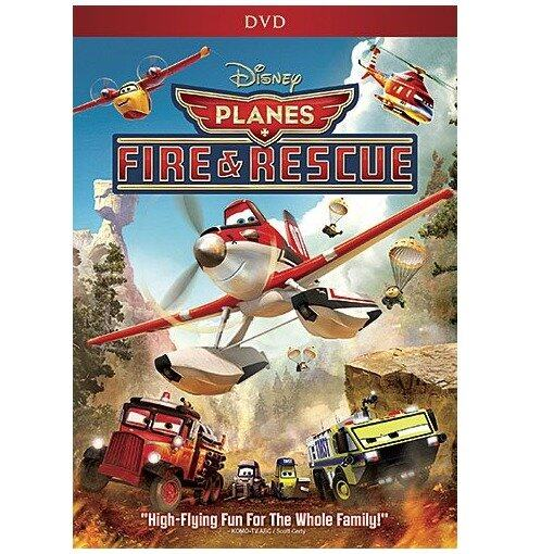 Disney Planes Fire And Rescue - DVD