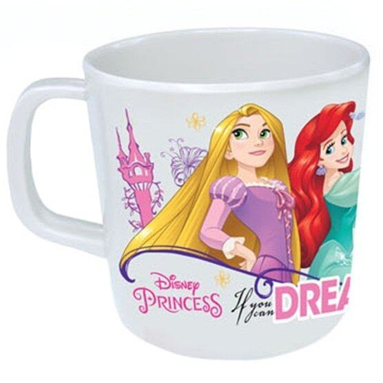Disney Princess 3.5 Inches Mug - Pink Colour