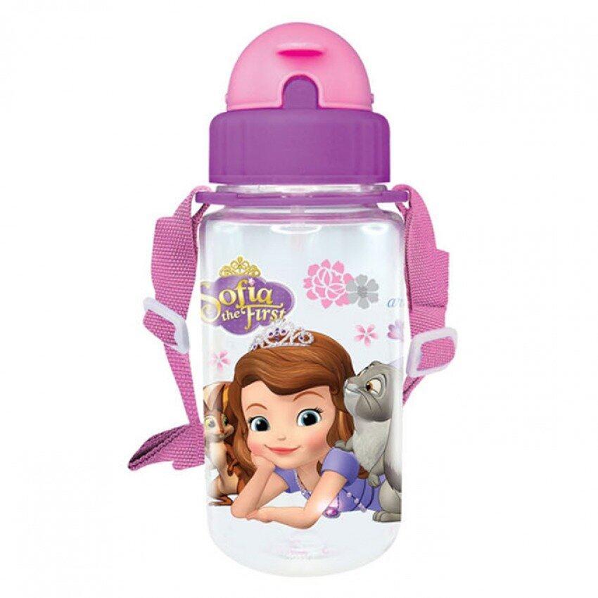 Disney Princess Sofia 350ML Tritan Bottle - Purple Colour