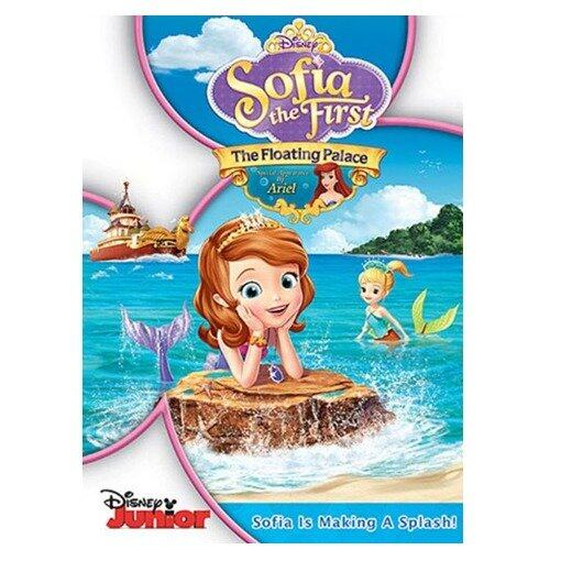Disney Sofia The First The Floating Palace - DVD