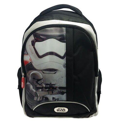Disney Star Wars Backpack - Black And White Colour