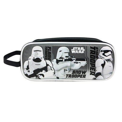 Disney Star Wars Square Pencil Bag - Snow Trooper