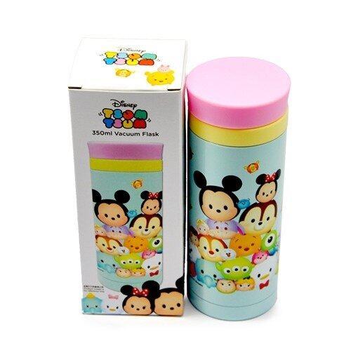 Disney Tsum Tsum 350ML Vacuum Flask - Pink Colour