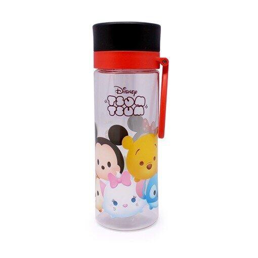 Disney Tsum Tsum 550ML Water Bottle - Black Colour