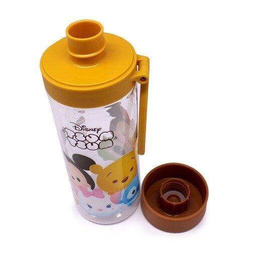 Disney Tsum Tsum 550ML Water Bottle - Brown Colour