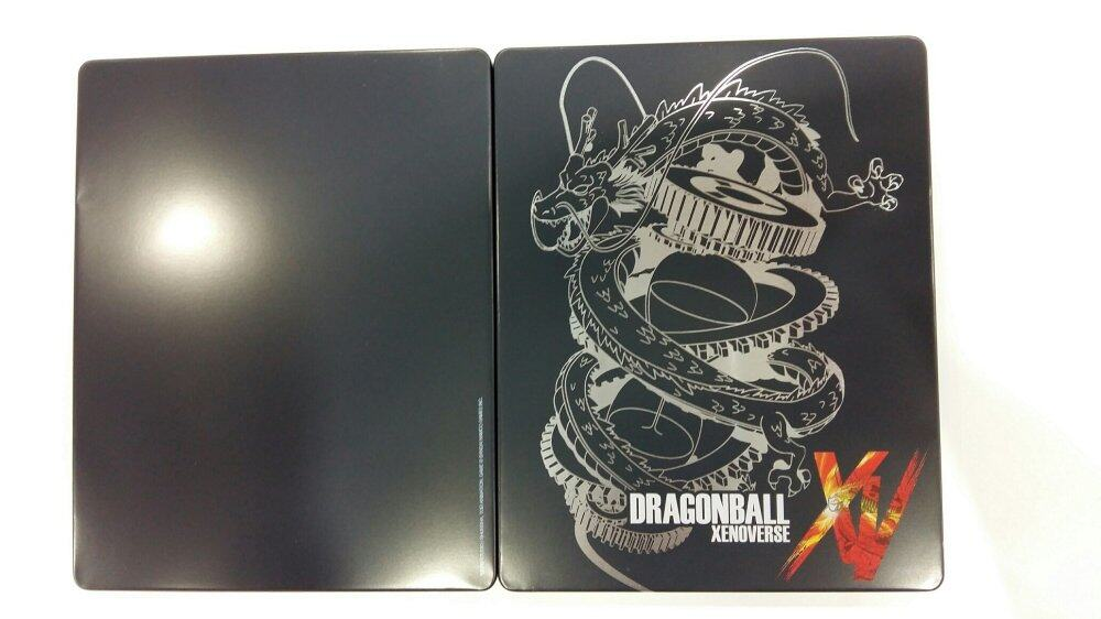 Dragon Ball Xenoverse Steelbook (No Game)