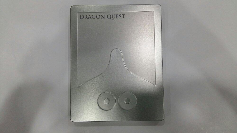 Dragon Quest Heroes Steelbook (No Game)