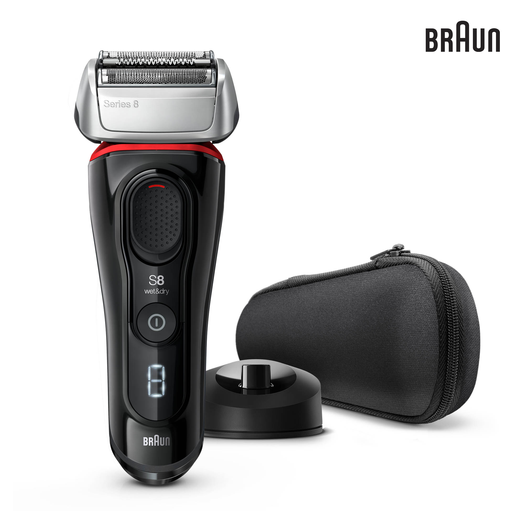 Braun Series 8 8340s Shaver