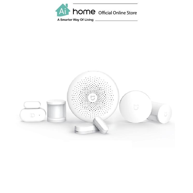 XIAOMI MIJIA Smart Home Sensor Set (White Box) with 1 Year Malaysia Warranty [ Ai Home ] MIJIA Smart Home Sensor Set (White Box)