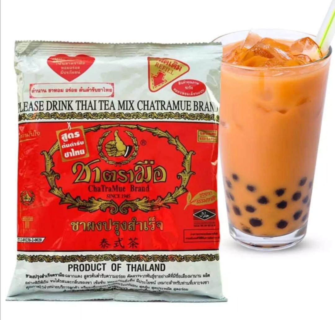 Red Tea Chatramue Thailand 1pack 400g ( 100% fully imported from Thailand )