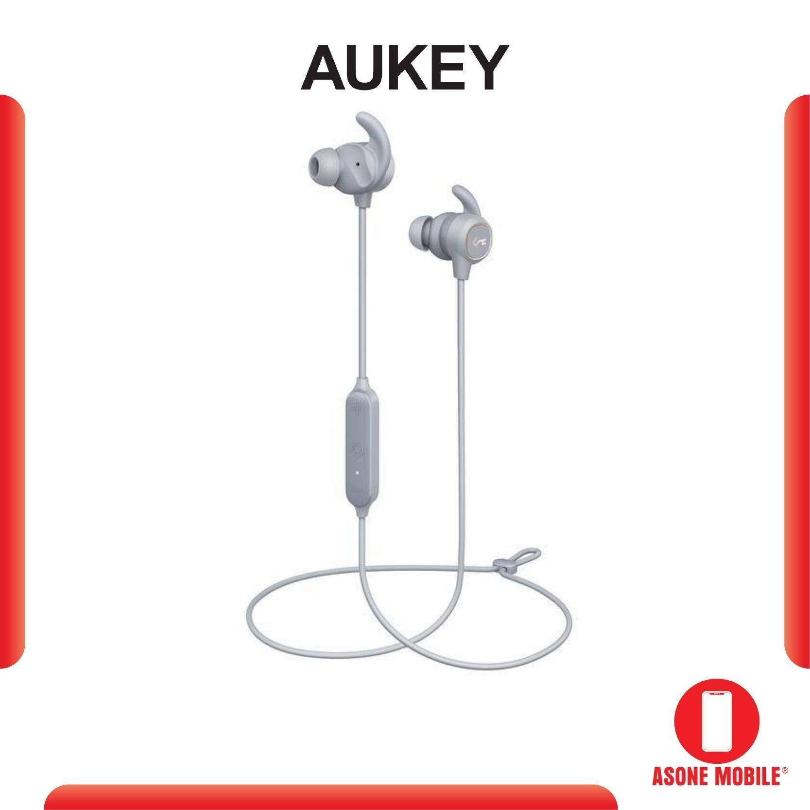 Original Aukey EP-B60 Key Series Bluetooth 5 IPX6 Water-Resistance Sport Wireless Earbuds