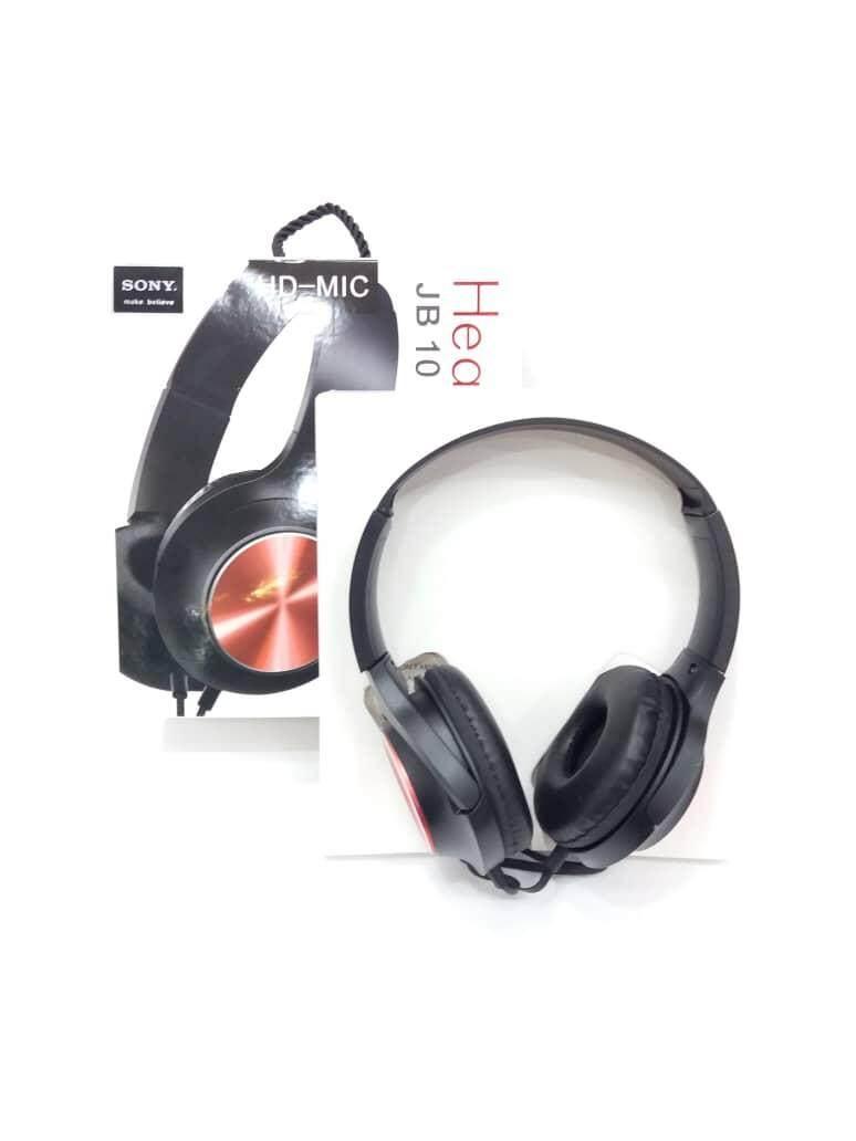 Ready Stock- SONY HD-MIC HEADPHONES JB10