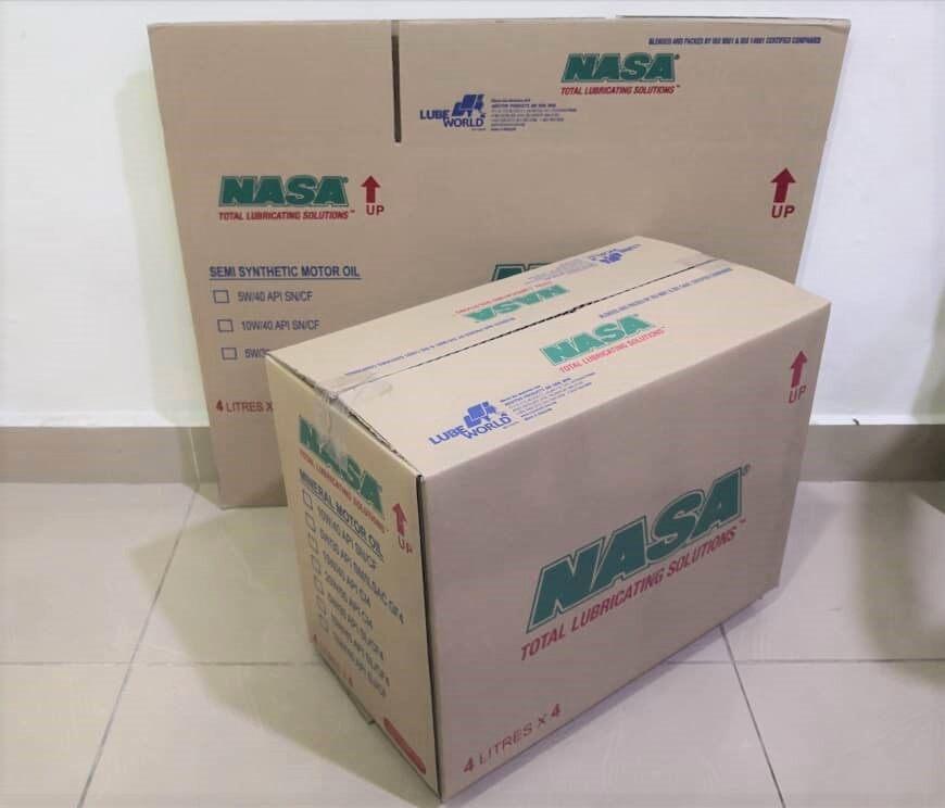 10pcs Printed Carton Boxes (L435 X W230 X H323mm)