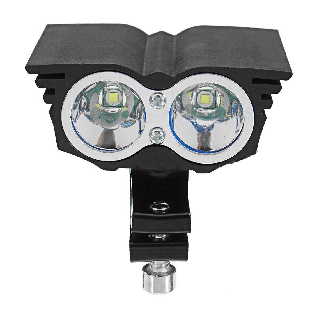 Car Lights - 2 PIECE(s) motorcycle LED headlight Spot Lamp Eagle eye LED White spotlight 20W - Replacement Parts