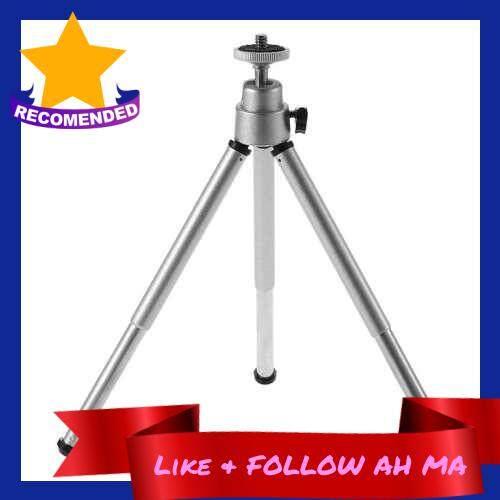 Best Selling Projector Tripod Stretchable Tabletop Bracket Portable Holder Selfie Stick for Mini Projector DLP Digital Camera Smartphone (Silver)