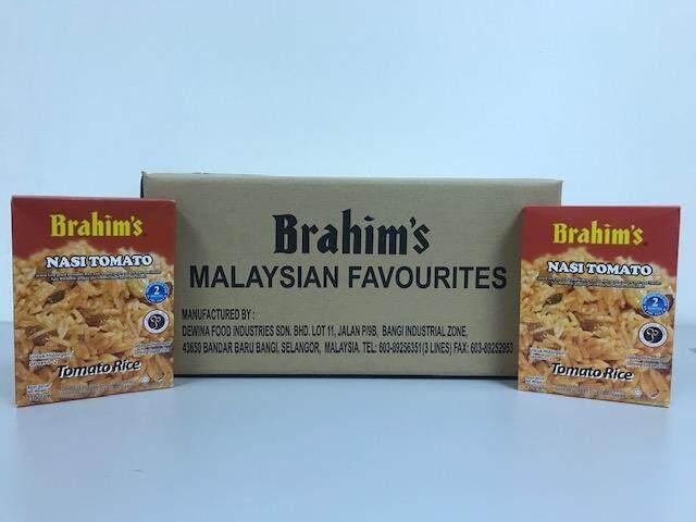 Brahim's Nasi Tomato 1 Karton (Tomato Rice)