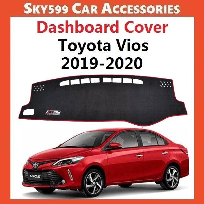 Toyota Vios 2019-2020 Dashboard Cover Anti Slip Dashboard Mat High Quality