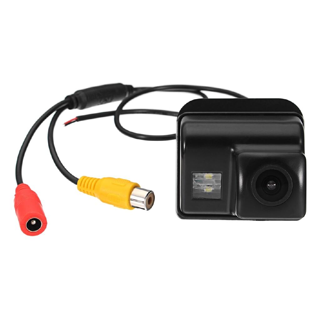 Car Multimedia Players - HD Car Rear Camera Night vision with LED LIGHT camera Mazda 3/6/CX-7/CX-9G - Electronics