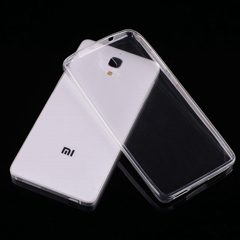 ULTRA Slim Clear Soft TPU Back Case Cover for Xiaomi Redmi Note 3 4 5 5A 6 Mix 2 - FOR REDMI NOTE 5A / FOR REDMI NOTE 3 / REDMI NOTE 5A PRIME / FOR XIAOMI MIX 2 / FOR XIAOMI NOTE 3 / FOR REDMI NOTE 4 / FOR REDMI NOTE 4X / FOR REDMI 5A / FOR REDMI 5 /