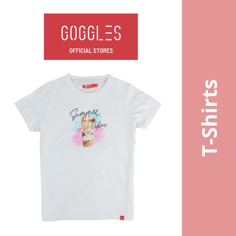 GOGGLES Ladies Short Sleeve T-Shirts 022607