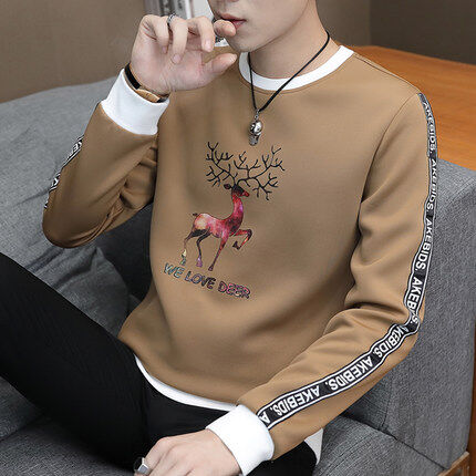 (Pre Order ETA 31/5) JYS Fashion Korean Style Men Sweater Collection 546 - 5827