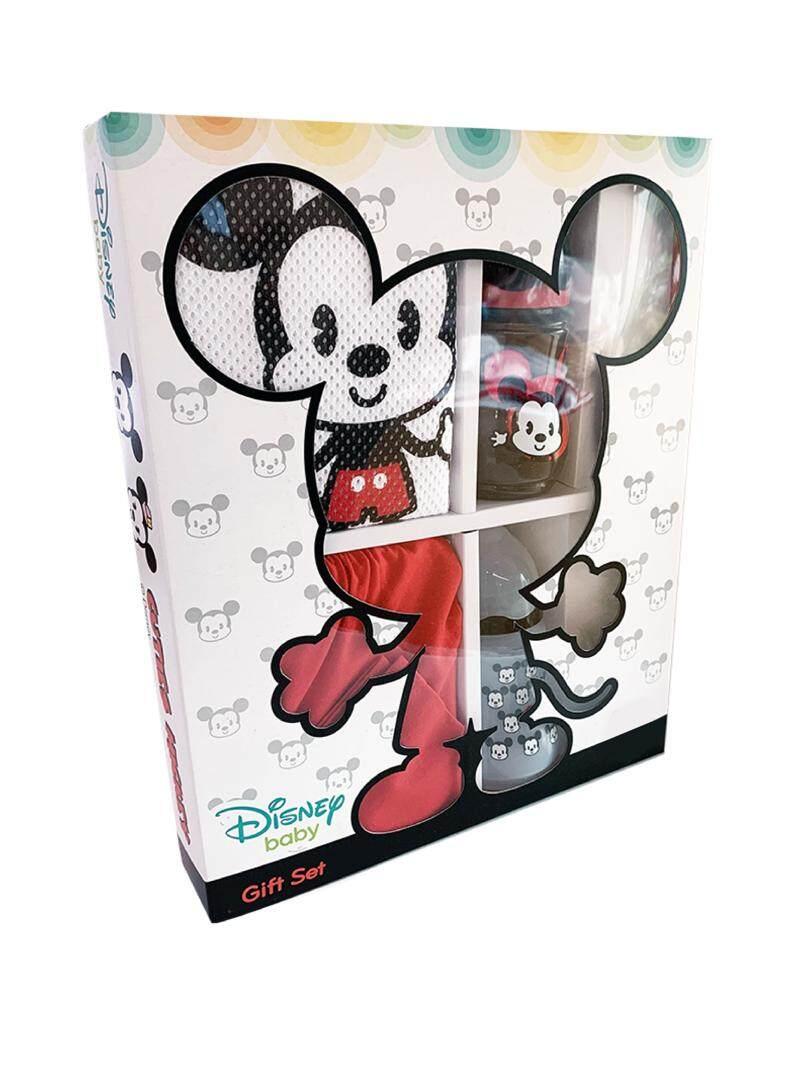 Disney Baby Premium Newborn 0-24 Months Mickey Short-Sleeve Clothes Gift Set