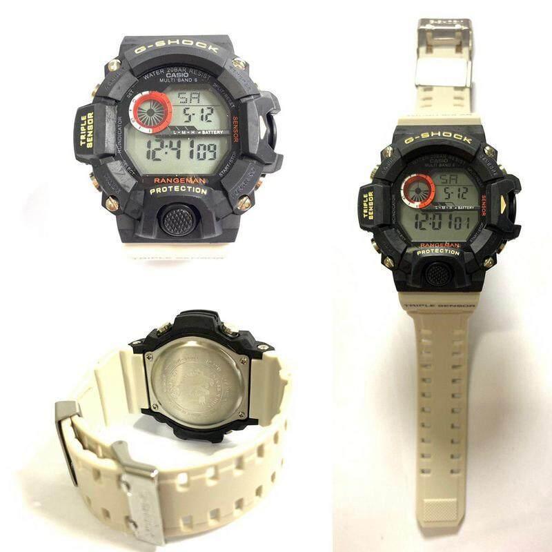Sport Casio_G_SHOCK_DW Digital Time Display Fashion Casual Watch For Men Ready Stock