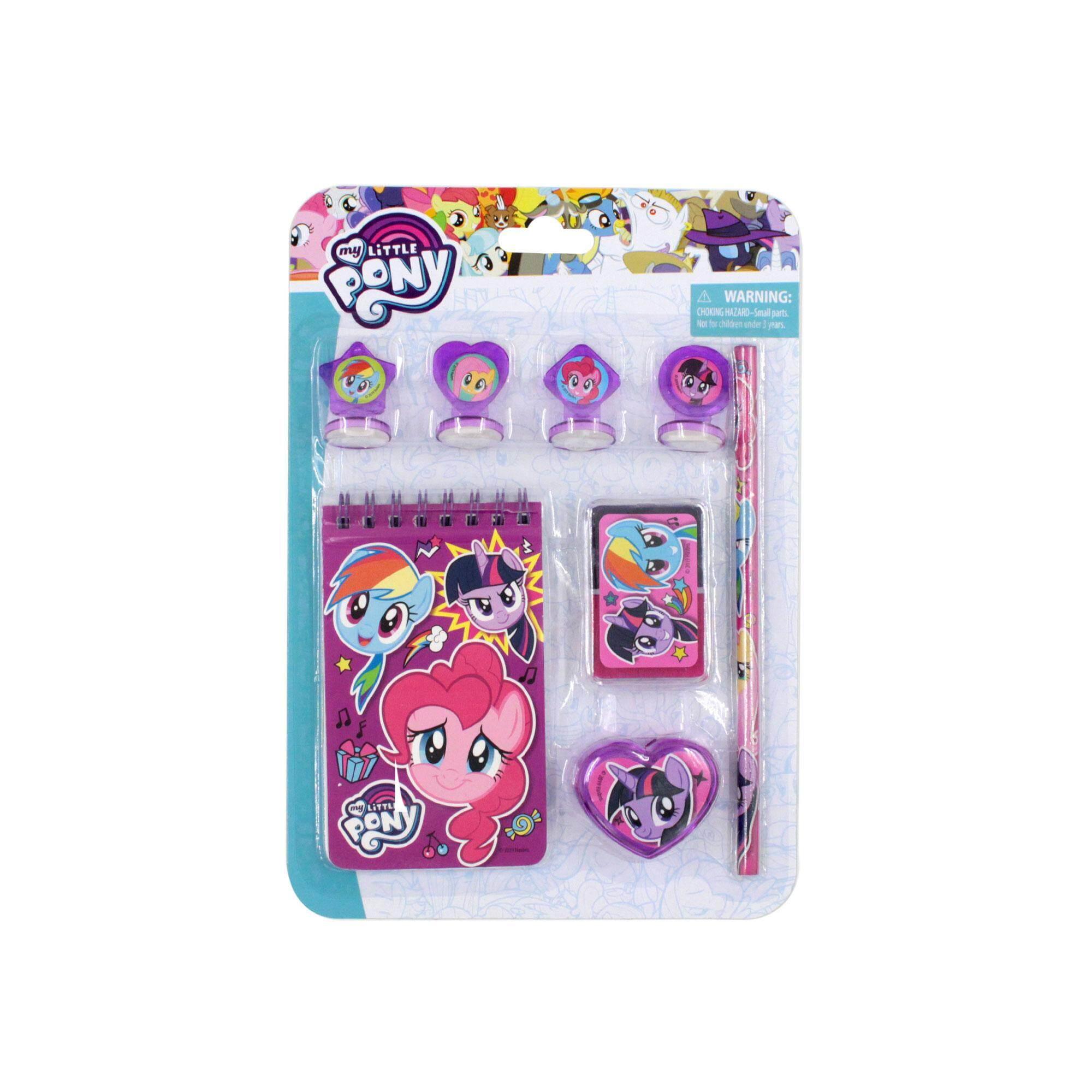 My Little Pony 8pcs Stamper Set