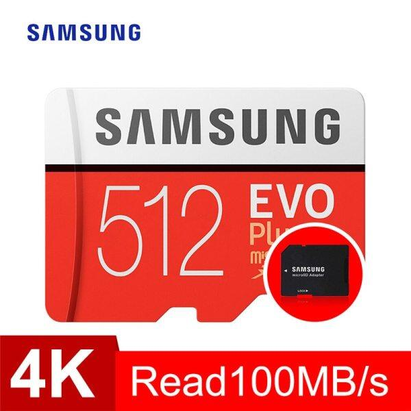 Bảng giá Samsung TF Bộ Nhớ 32GB 64GB 128GB 256GB 512GB Evo Plus Class10 Thẻ Nhớ Micro SD Chống Nước Thẻ Sim Cho Điện Thoại Thông Minh Máy Ảnh Phong Vũ