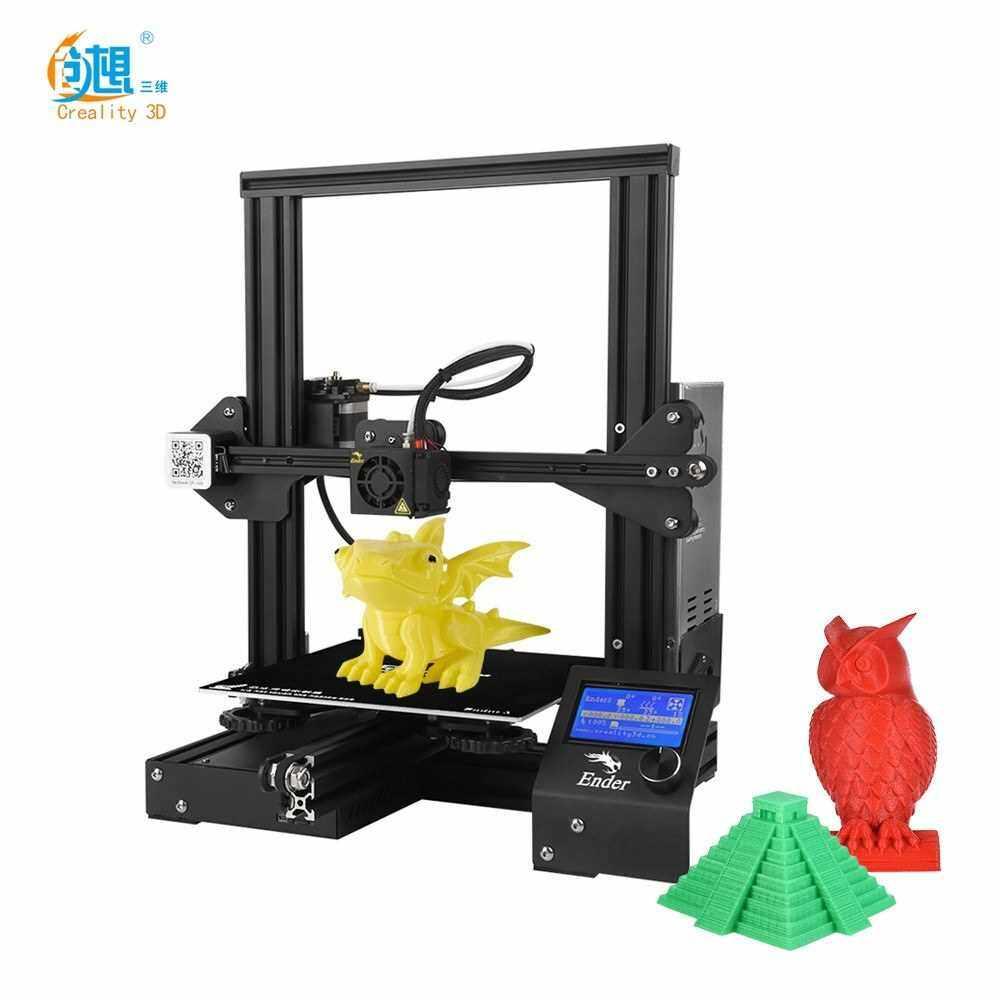 Creality 3D Ender-3 High-precision DIY 3D Printer Kit (Us)