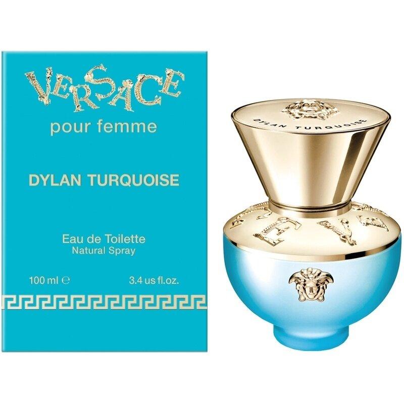 Ori Box HQ_Versac_Pour Femme Dylan Turquoise Eau De Toilette 100ML [NEW ARRIVAL]