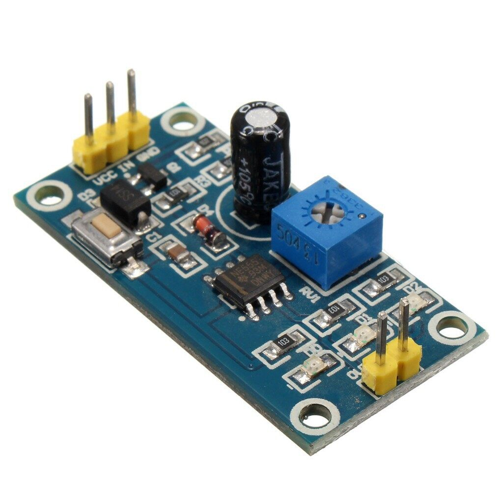 Cool Gadgets - DC 5-12V Delay Relay Shield NE555 Timer Switch Module 0-150 S - Mobile & Accessories