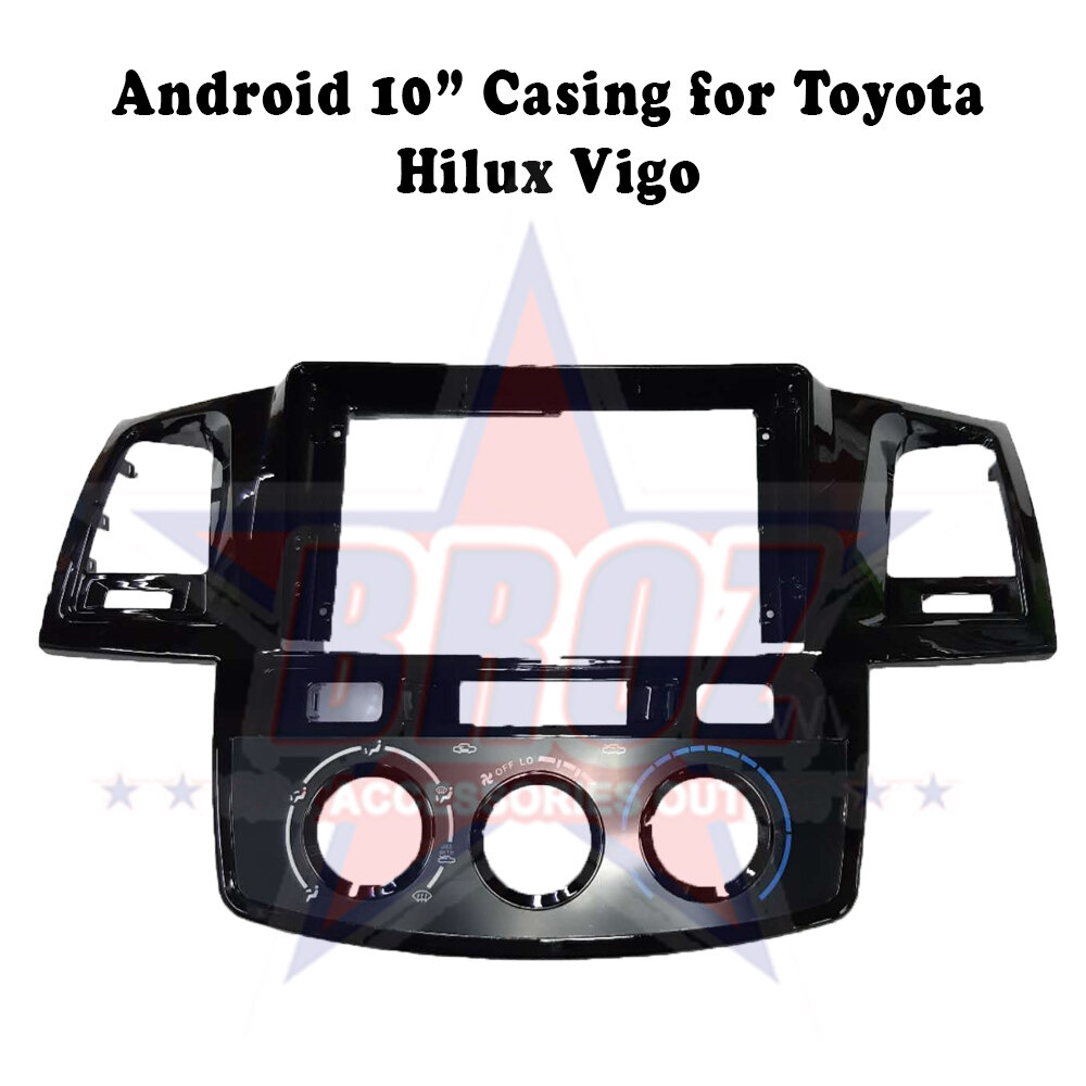 9 inches Car Android Player Casing for Hilux Vigo
