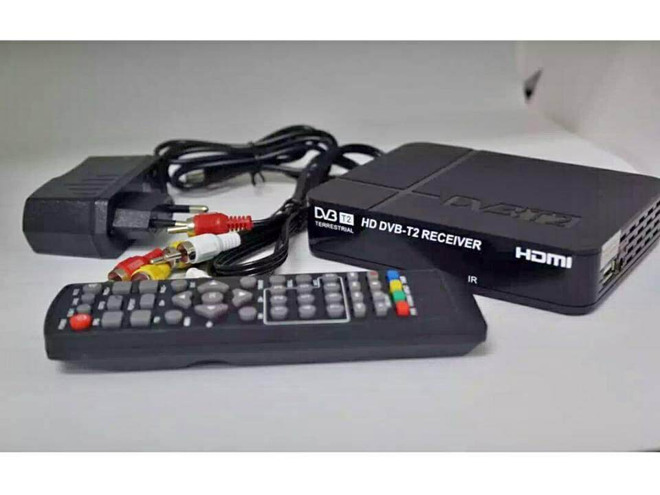 Remote control Mytv dvb t2/s2/k3/k2 HD Digital