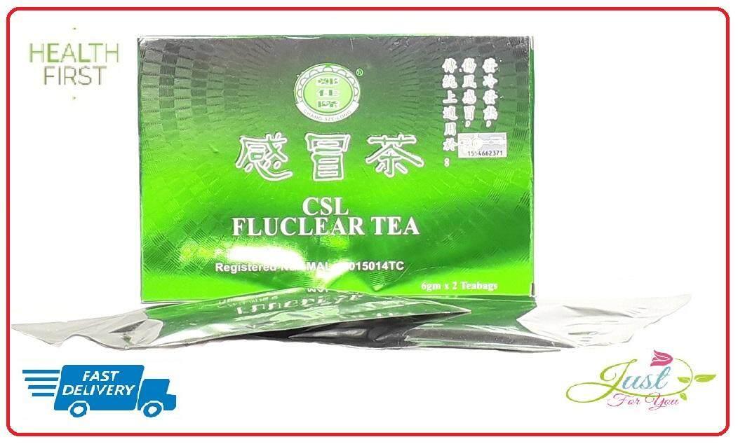 CSL FLUCLEAR TEA 8G X 2'S