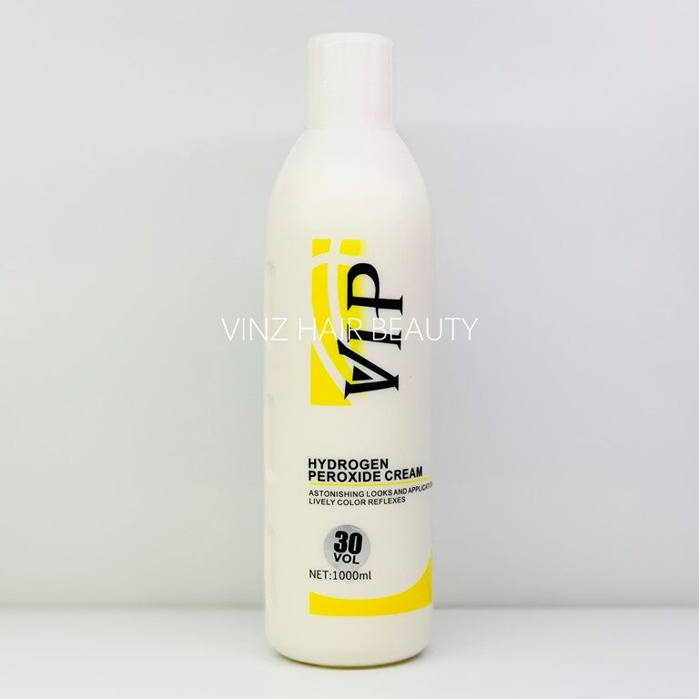 VIP Hydrogen 9% 30VOL Peroxide Cream 1000ml