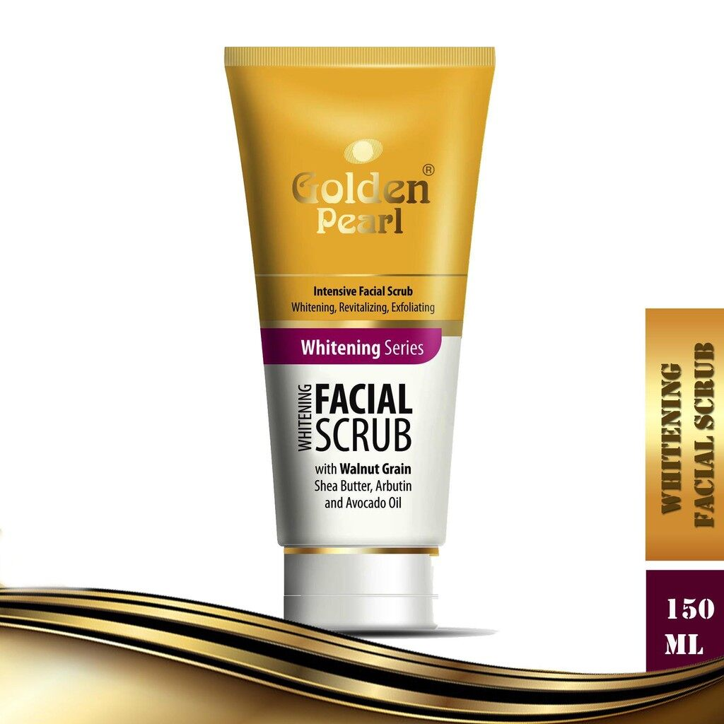 Golden Pear Whitening Series Facial Scrub (Premium Quality) Special Price