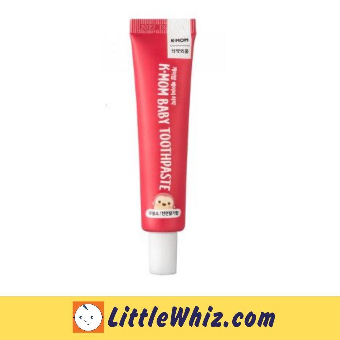 K-Mom: Baby Toothpaste Non Flouride 30g